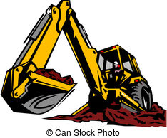 Backhoe Clipart and Stock Illustrations. 3,111 Backhoe vector EPS.