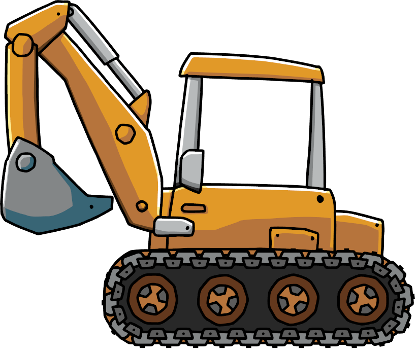 Free Backhoe, Download Free Clip Art, Free Clip Art on Clipart Library.