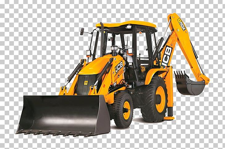 JCB Heavy Machinery Backhoe Loader PNG, Clipart, Agricultural.
