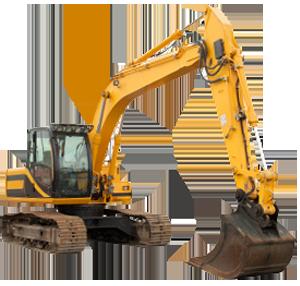 Excavator PNG #56459.