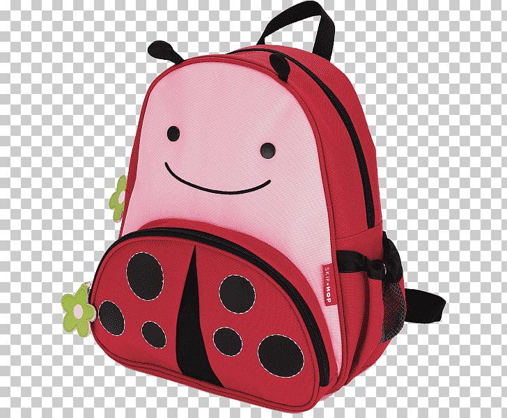 Skip Hop Zoo Little Kid Backpack Child Baggage, backpack PNG.