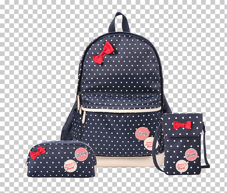 Student Handbag Backpack School, backpack PNG clipart.