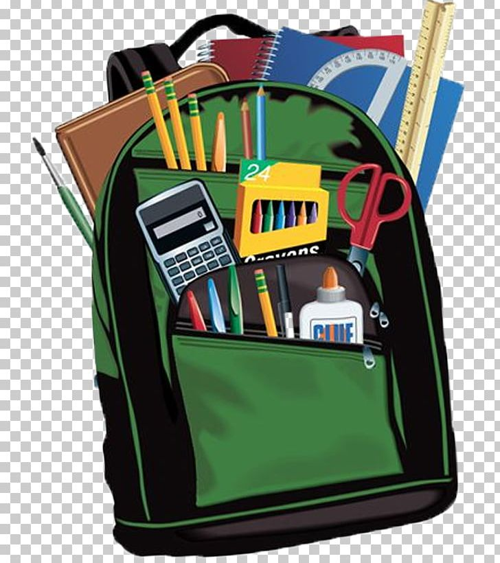 Backpack Education School Supplies Bag PNG, Clipart, Free.