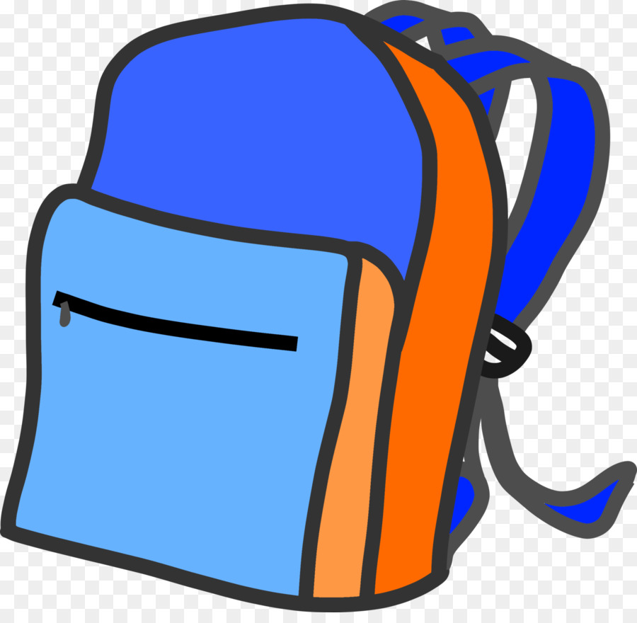 Backpack Cartoontransparent png image & clipart free download.