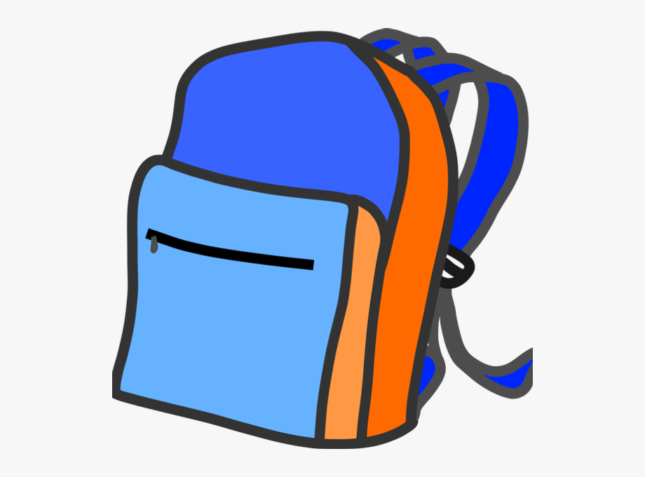 Backpack Clipart Giveaway.