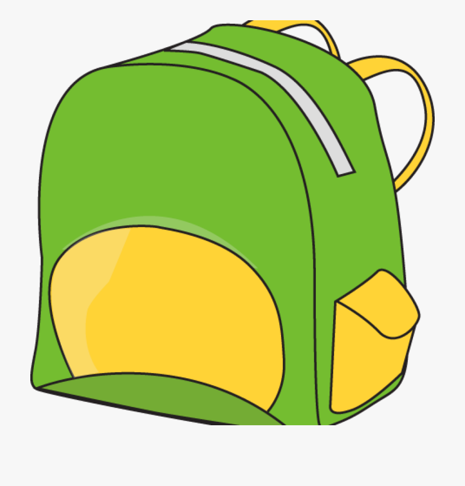 Backpack Clipart School Backpack Clipart Clipart Panda.