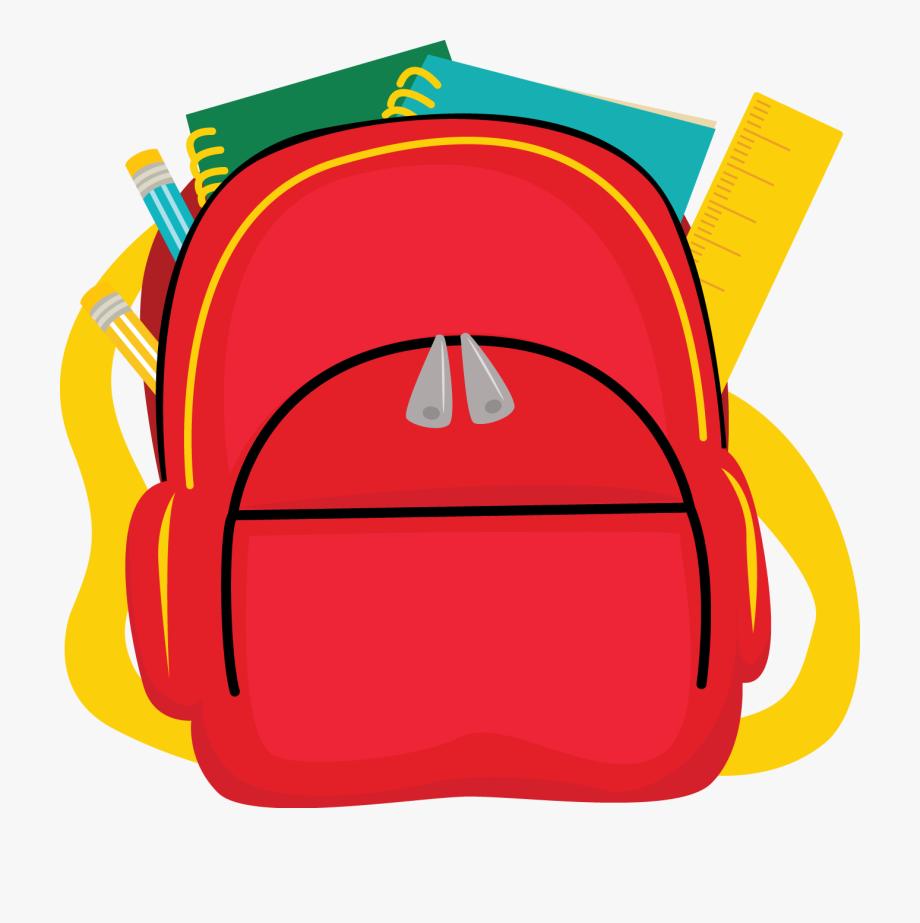 Bags Clipart Homework.
