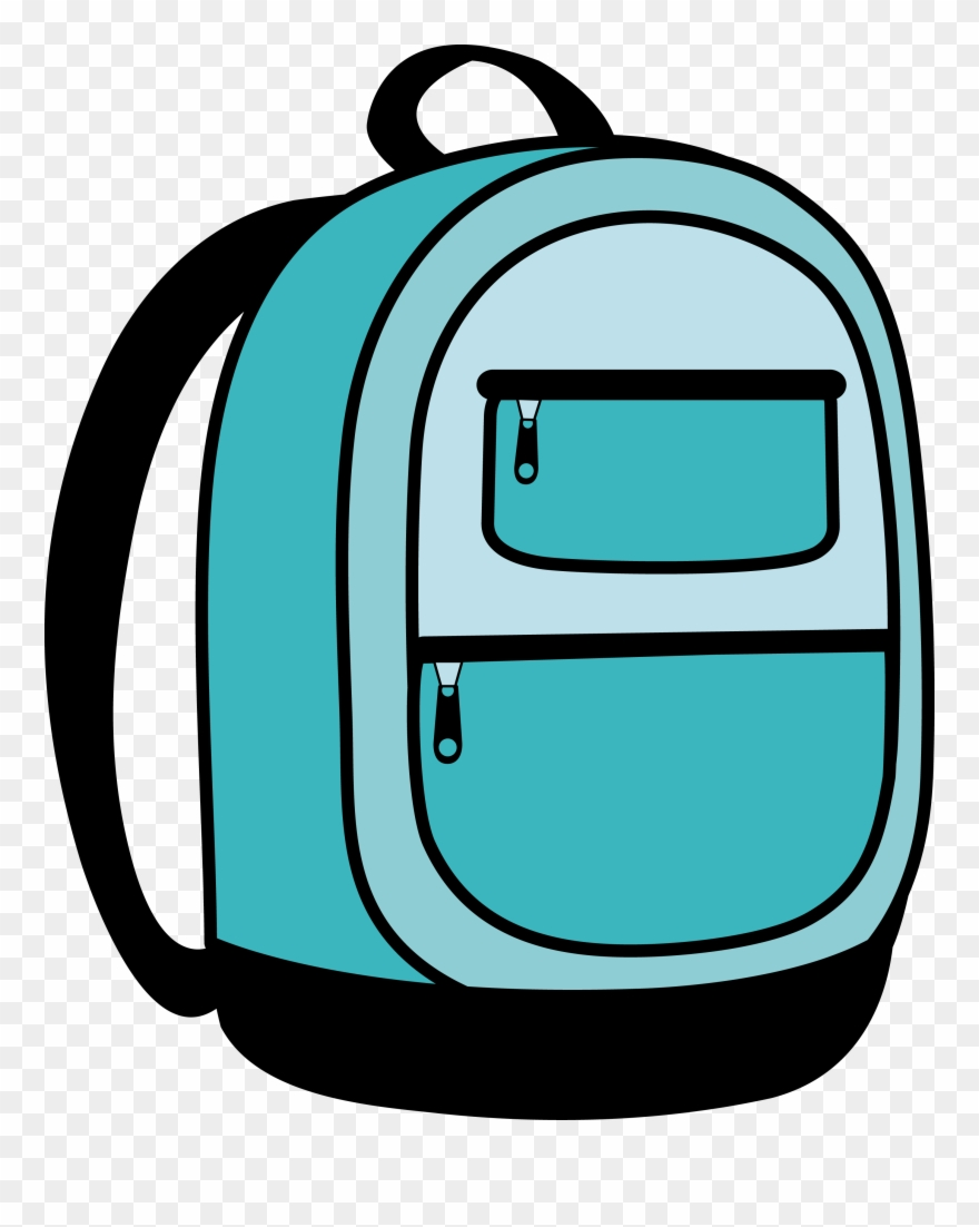 School Backpack Clipart Free Clipart Images.