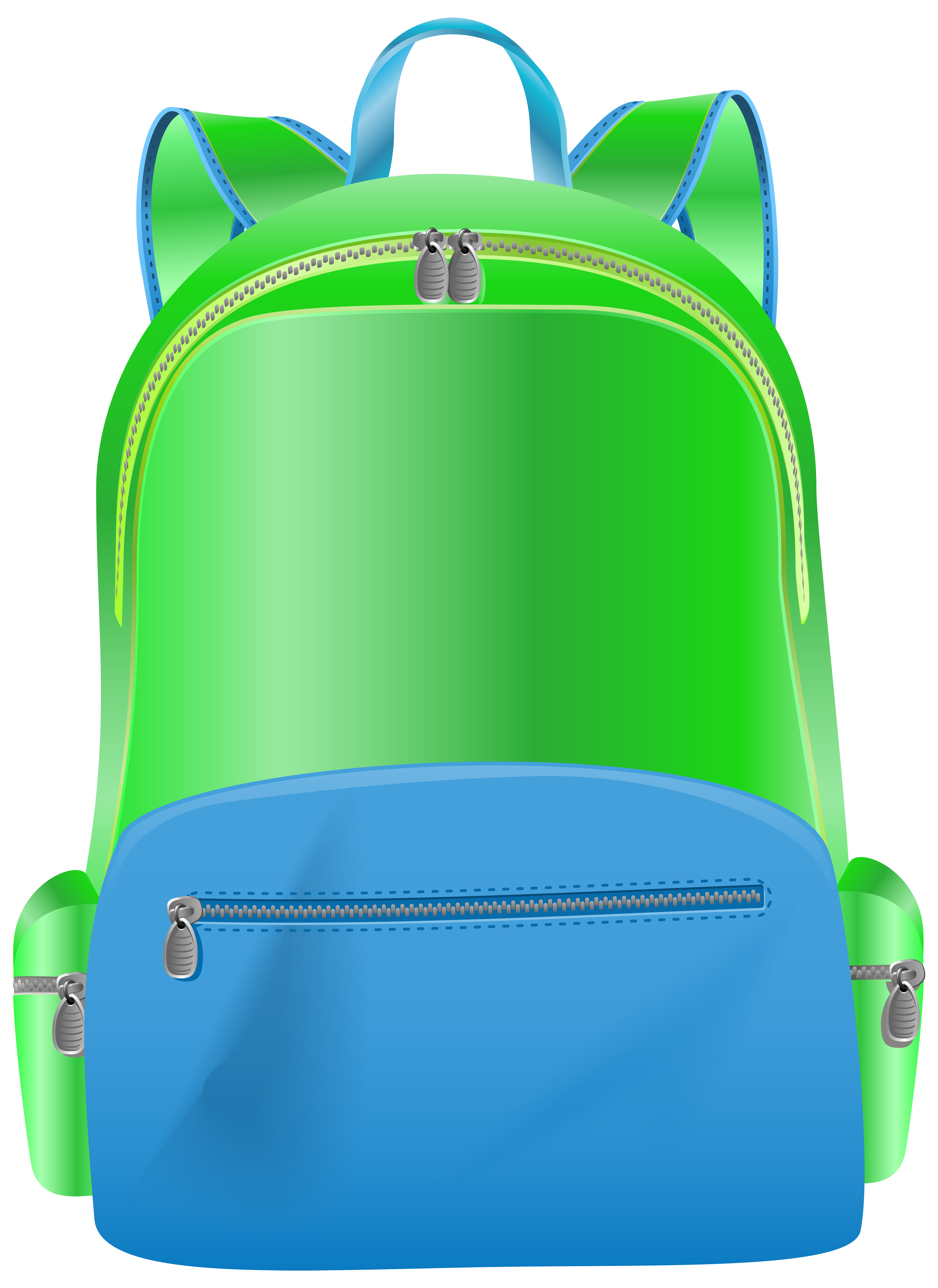 Backpack PNG Clip Art.