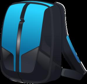 Backpack Clip Art at Clker.com.