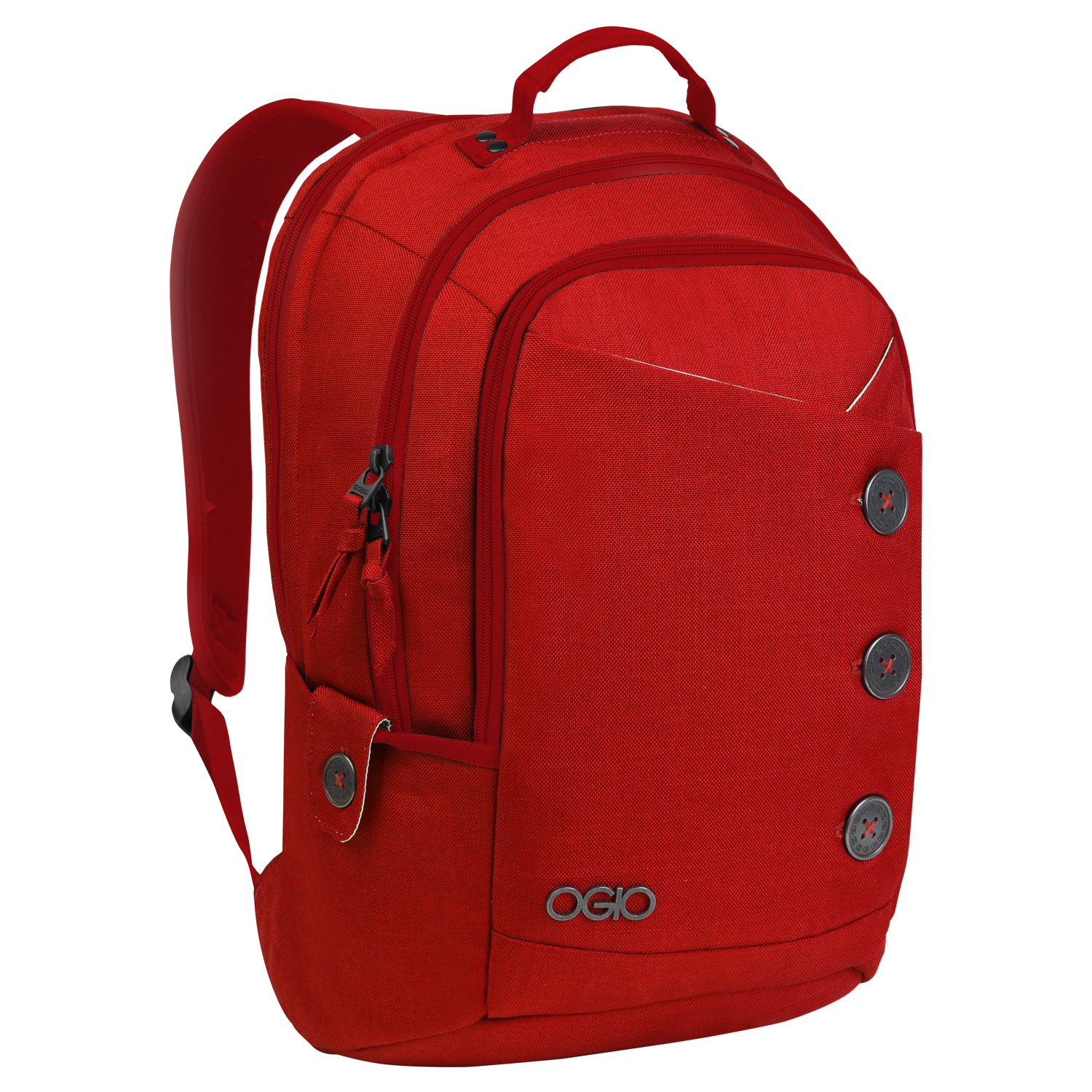 Backpack Clipart Red.