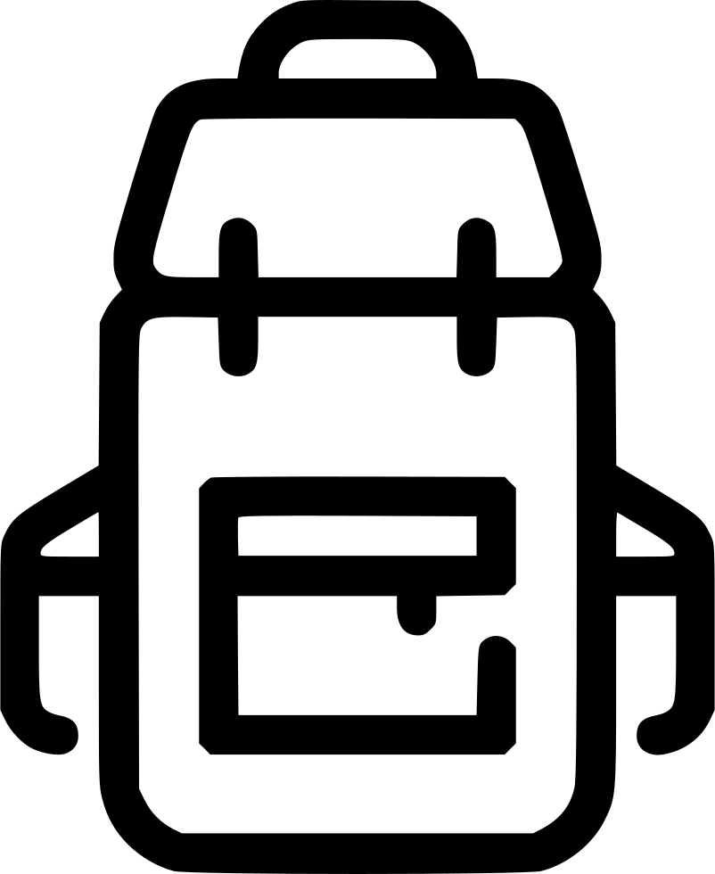 Backpack Svg Png Icon Free Download (#573673).
