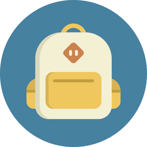 Backpack Icon PNG and Vector for Free Download.
