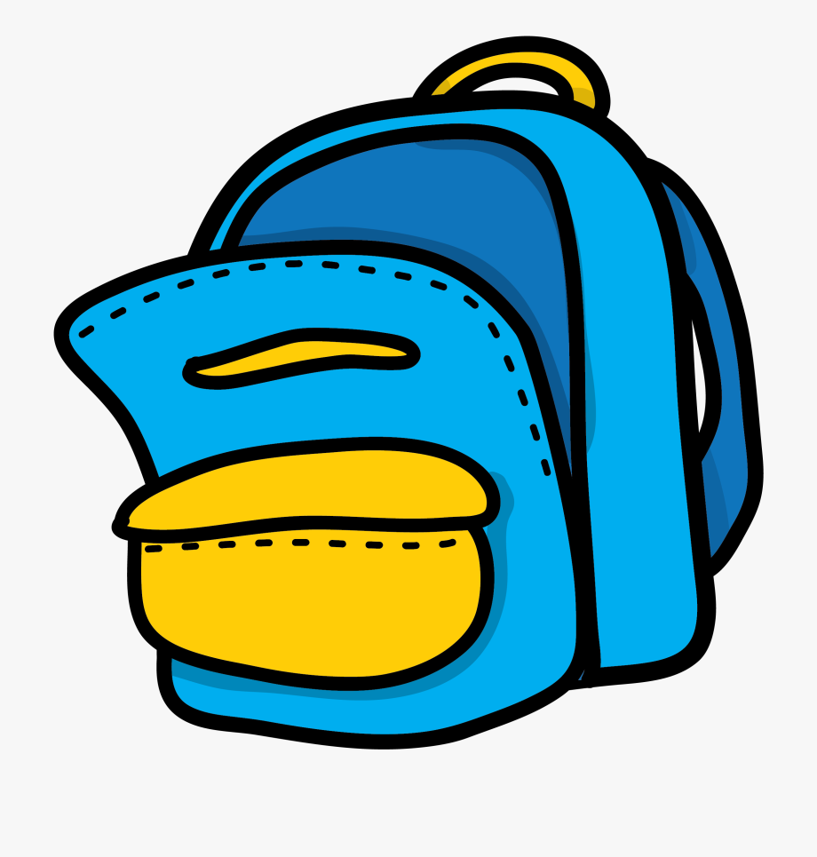Backpack Clipart Png.