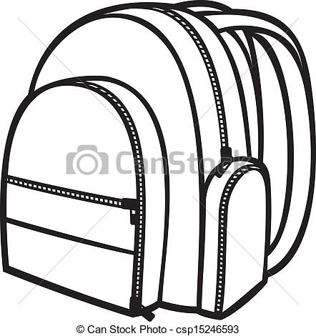 Backpack Clipart and Stock Illustrations. 18,672 Backpack vector.