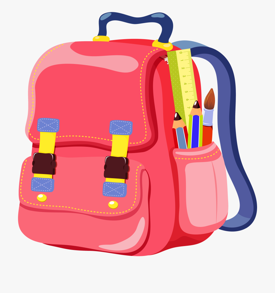 School Clipart School Backpack Clipart Cliparts And.