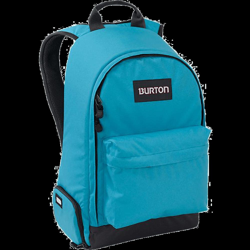 Burton Blue Backpack transparent PNG.