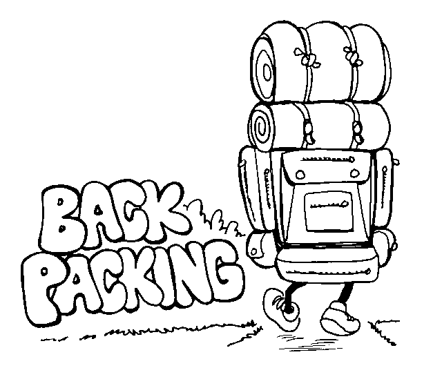 Hiking Clip Art Download.