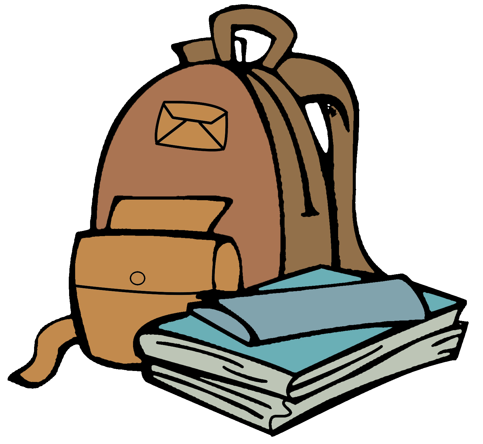 Free backpack clipart clip art images image clipart.