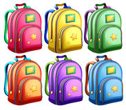 Backpacks Clipart by Megapixl.