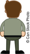 Back side Clipart and Stock Illustrations. 4,687 Back side vector.