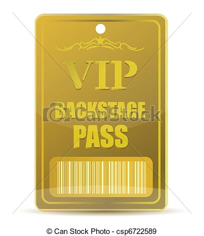 Backstage pass Clipart and Stock Illustrations. 350 Backstage pass.