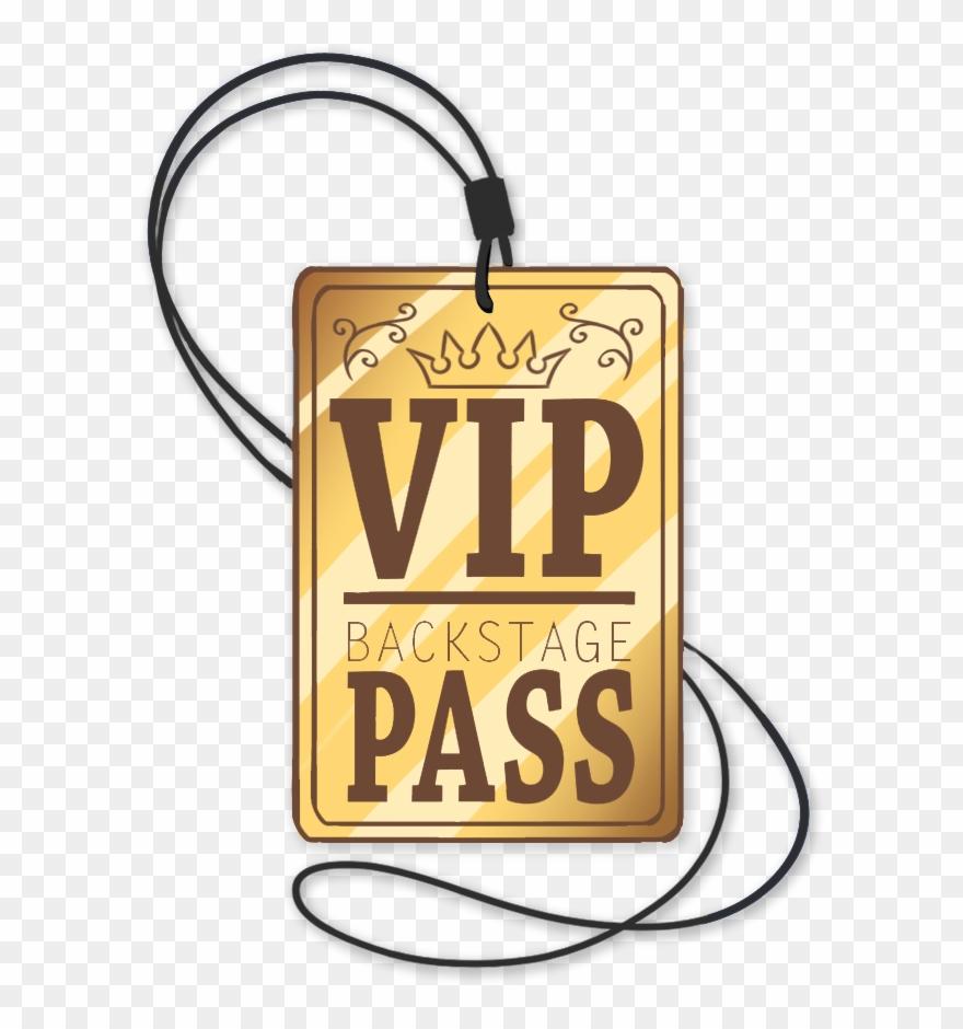 Backstage Pass.