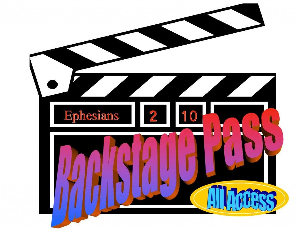 Backstage Pass theme..complete VBS free program to download.
