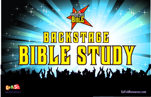 1. Backstage With the Bible — Go Fish Resources.