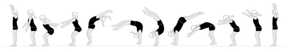 Free Back Handspring Cliparts, Download Free Clip Art, Free.