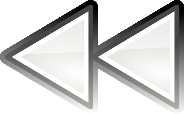 Media Seek Backward Clip Art at Clker.com.