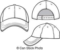 Backwards hat clipart 1 » Clipart Station.