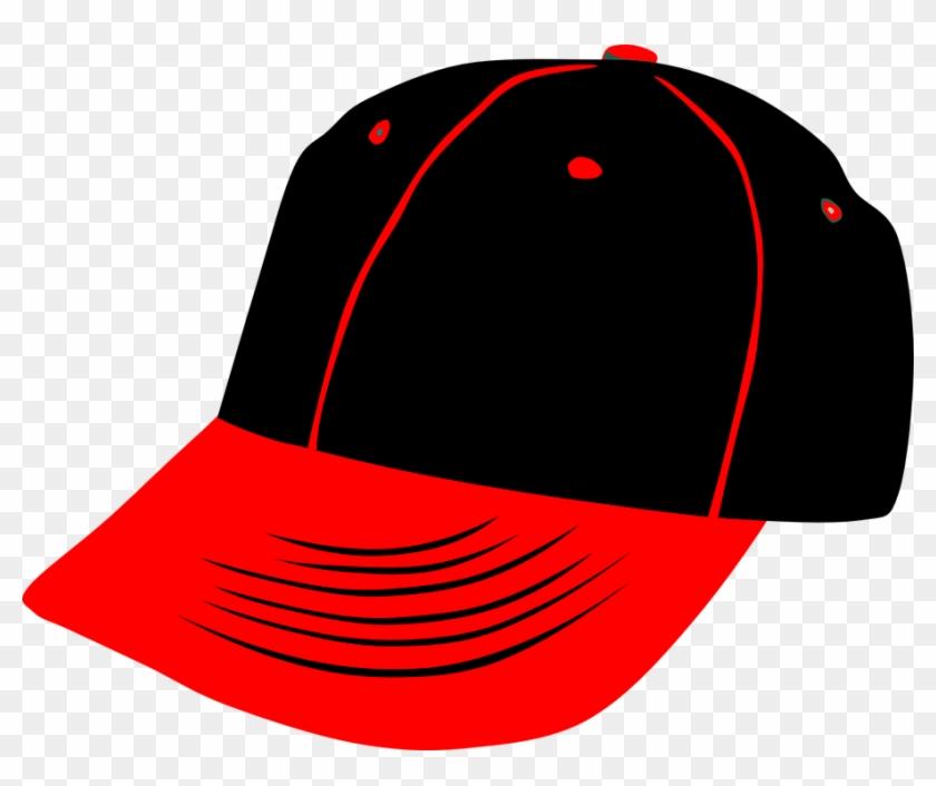 Cap Clipart Cap Baseball Hat Free Vector Graphic On.
