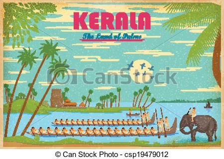 Kerala backwaters Illustrations and Stock Art. 35 Kerala.