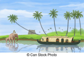 Backwaters Clipart and Stock Illustrations. 117 Backwaters vector.