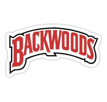 Backwoods\' Sticker by adamcase19.