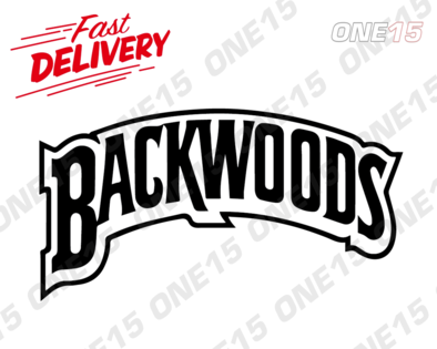 BACKWOODS LOGO VINYL PAINTING STENCIL SIZE PACK *HIGH QUALITY*.