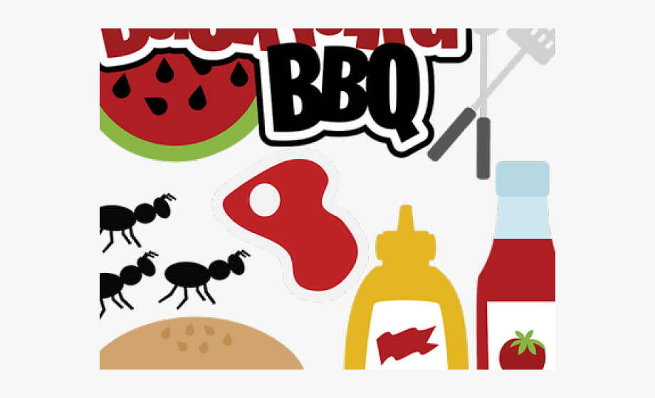 Barbecue Clipart End.