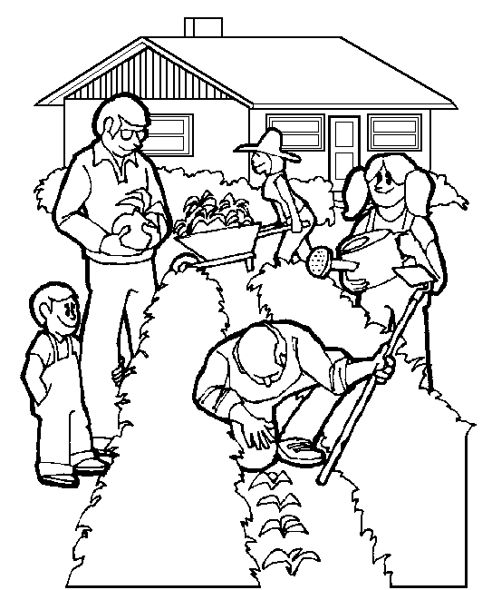 Free Backyard Clipart Black And White, Download Free Clip.