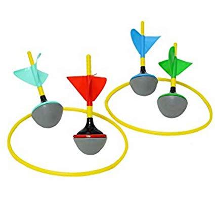 Amazon.com : Darts Game Set Fun Activities Toy Dart Toss Yard Jarts.