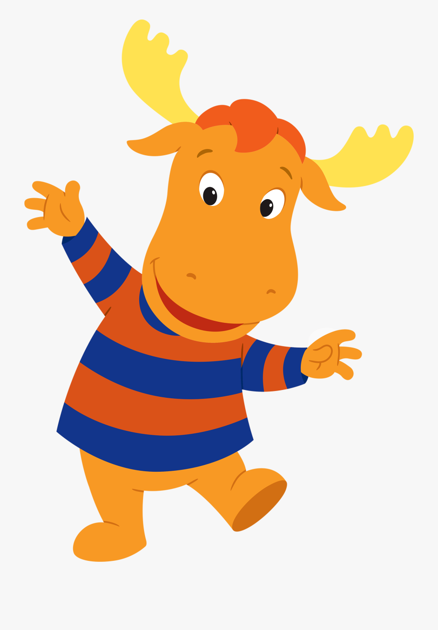 Scary That Backyardigans Clipart , Png Download.