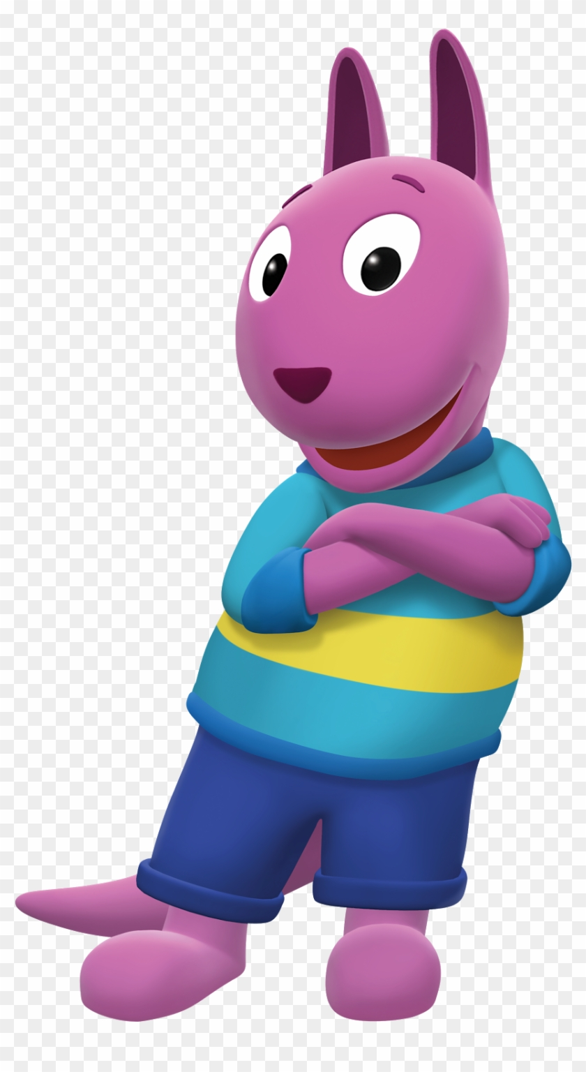 Austin In The Backyardigans , Png Download.