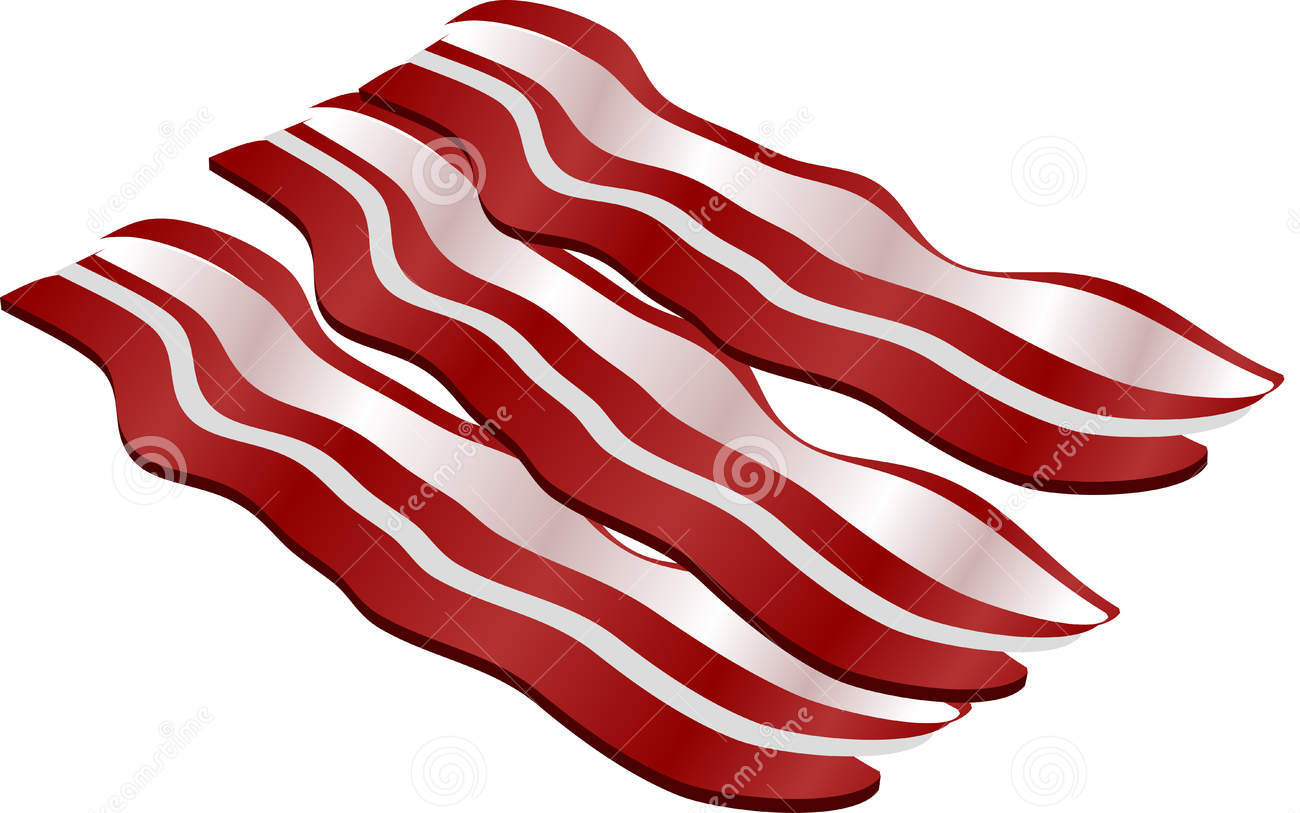Bacon clipart 4 » Clipart Station.