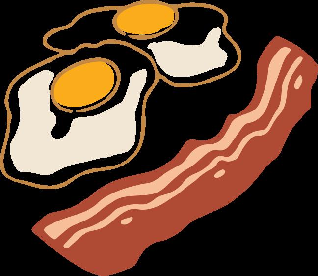 574 bacon & eggs.