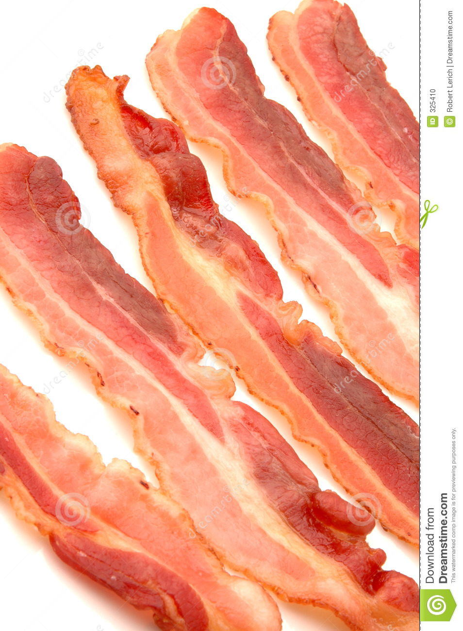Bacon Clip Art Page 1.