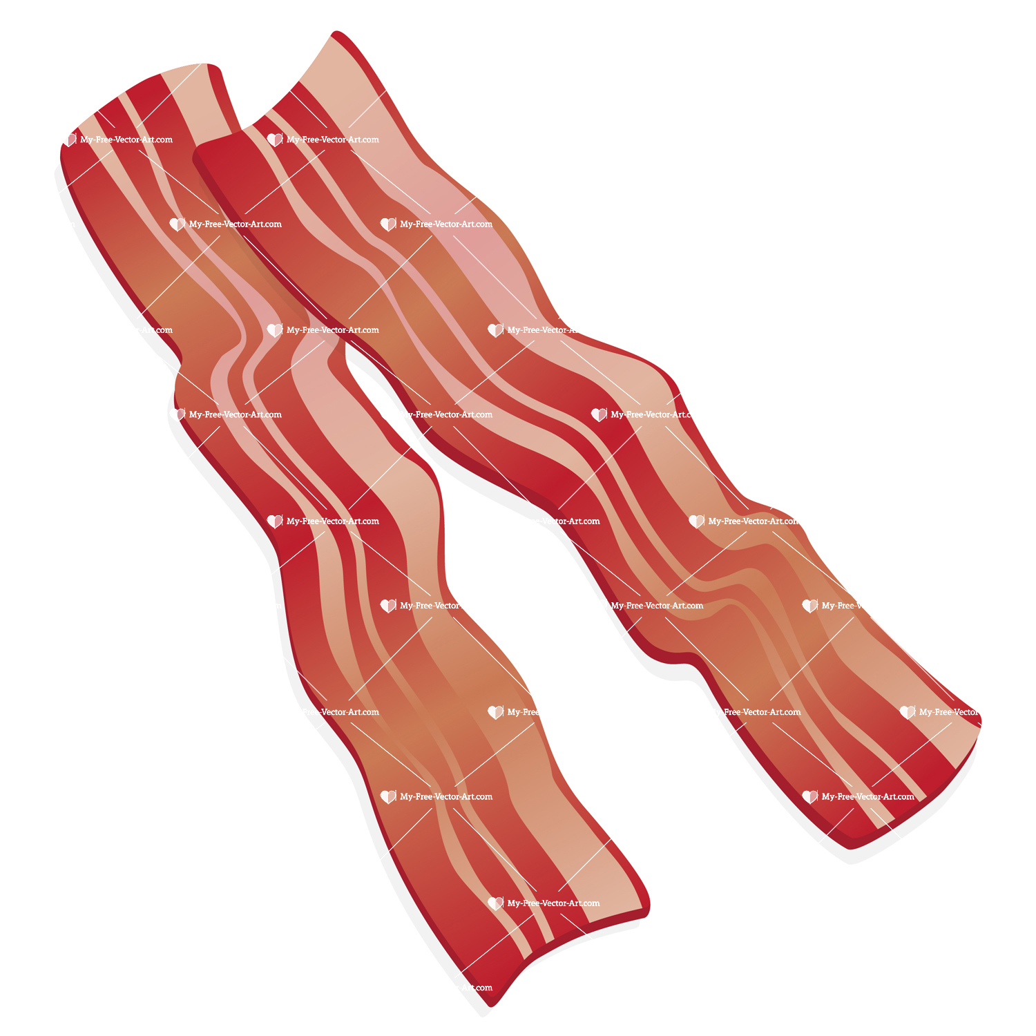 Bacon Clipart.