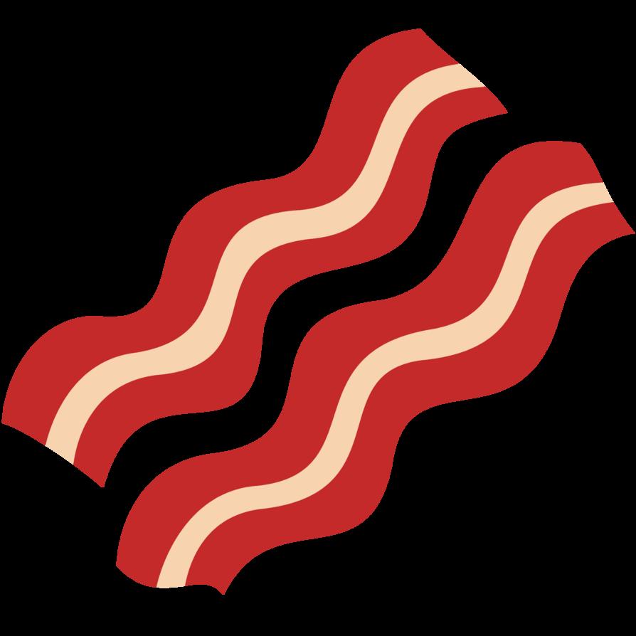 Clip art bacon.