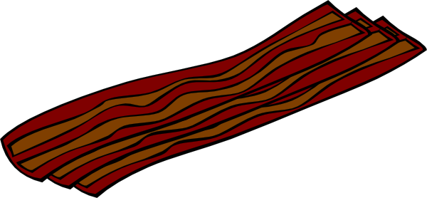 Free Bacon Cliparts, Download Free Clip Art, Free Clip Art.