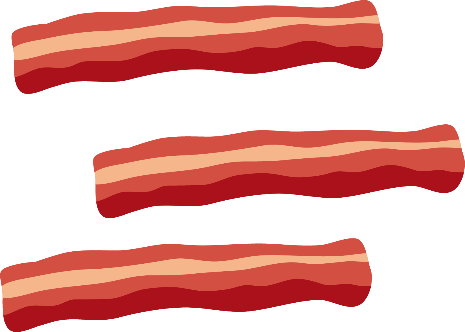Bacon Tocino Meat Clip art.