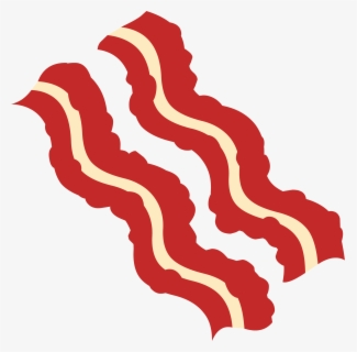Free Bacon Clip Art with No Background.